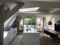 Dachterrassen-Wohnung